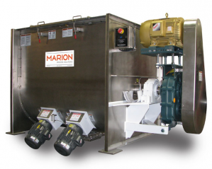 Achieve Maximum Blending Results with High-Speed Choppers